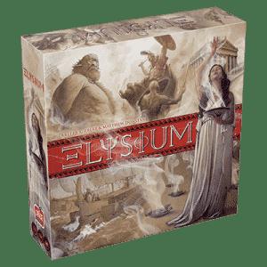 Boite du jeu Elysium